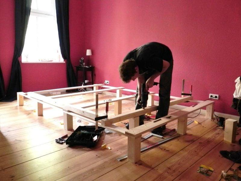 Kreative Ideen Diy : Kreative ideen für diy bett schlafzimmer zenideen