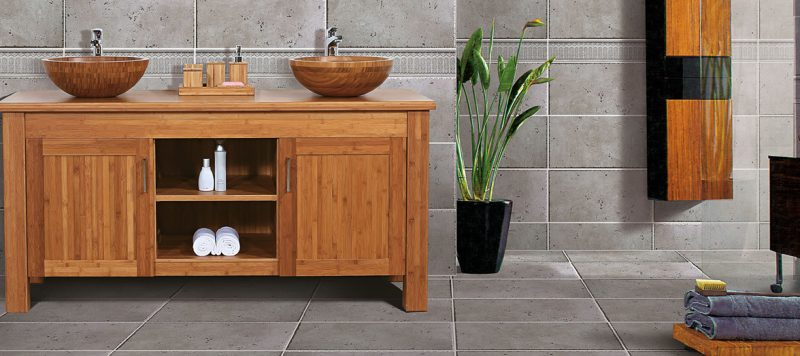 Echtholzmöbel Badezimmer
