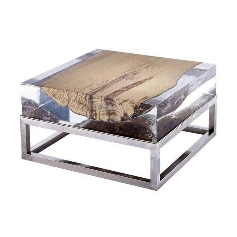 Treibholz Möbel einzigartiger Kaffeetisch