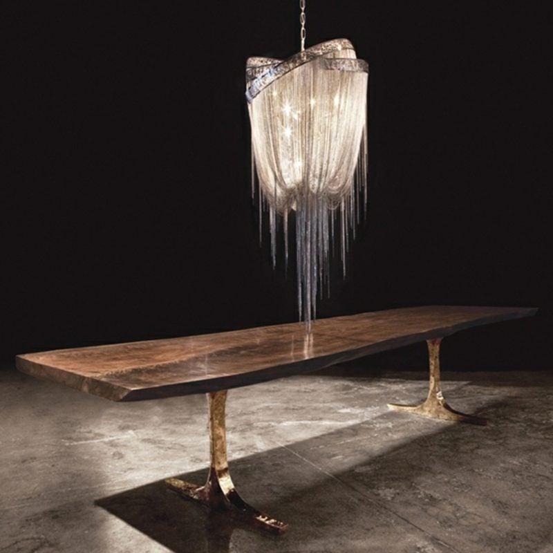 Treibholz Möbel eleganter Tisch