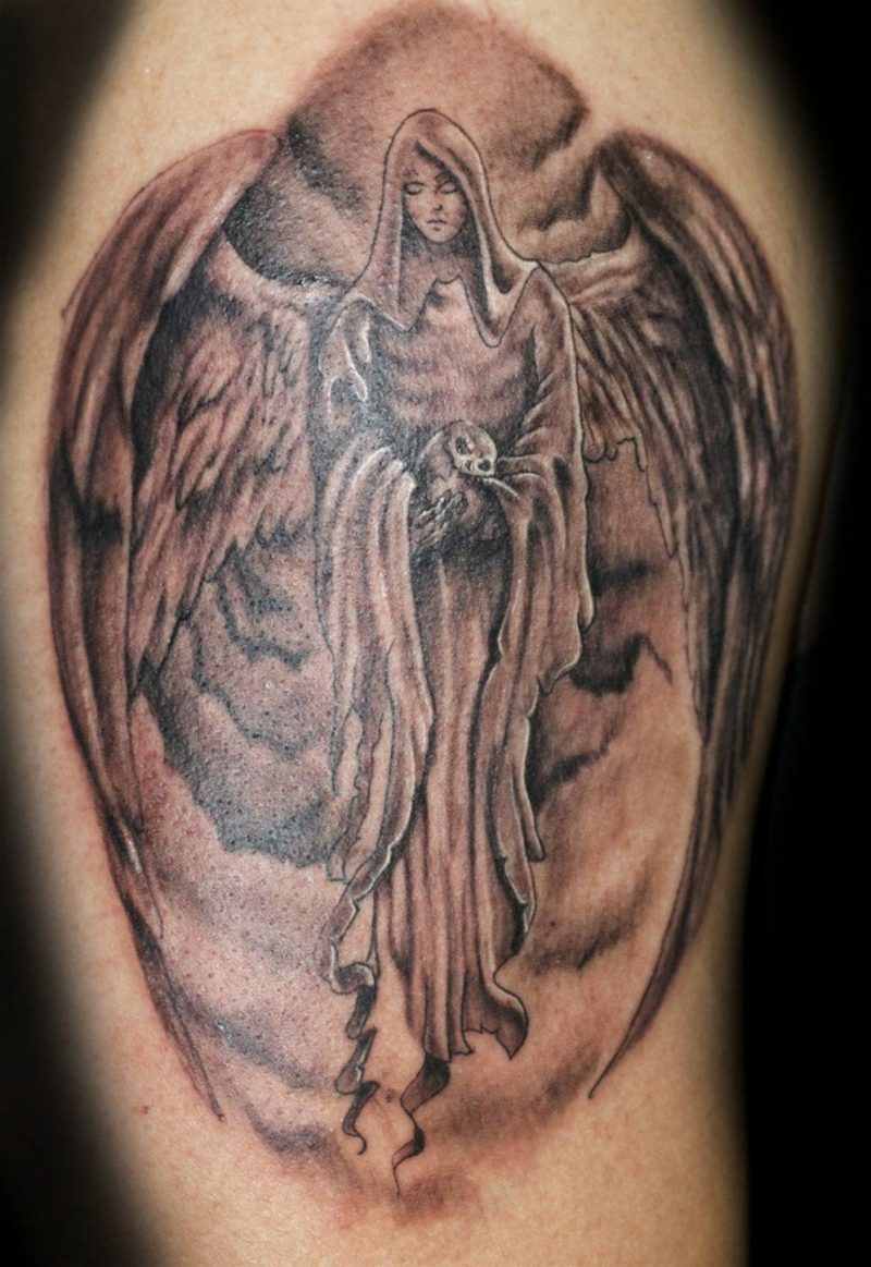 engel tattoo Angel