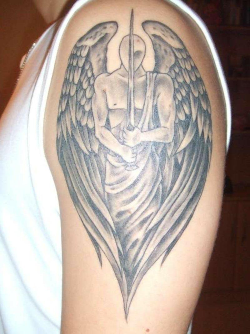 engel tattoo arm angel tattoo