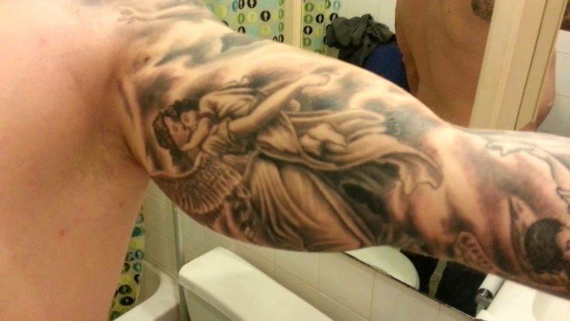 enge -tattoo
