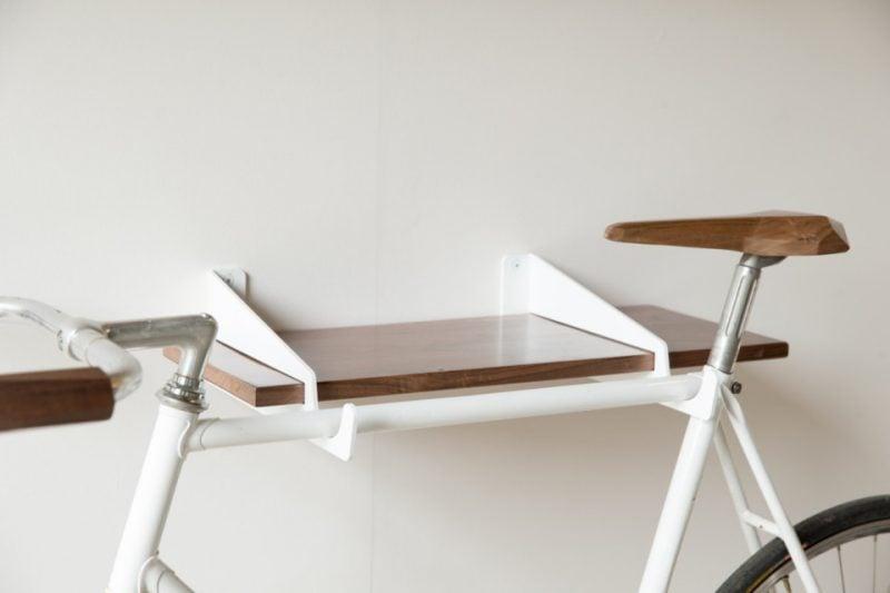 fahrradhalterung wand selber bauen beste von zuhause design ideen. Black Bedroom Furniture Sets. Home Design Ideas