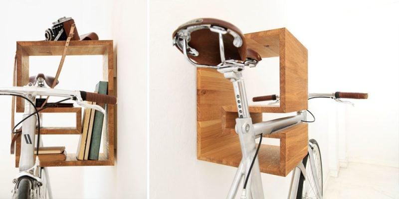 Fahrradhalterung für Wand Ideen