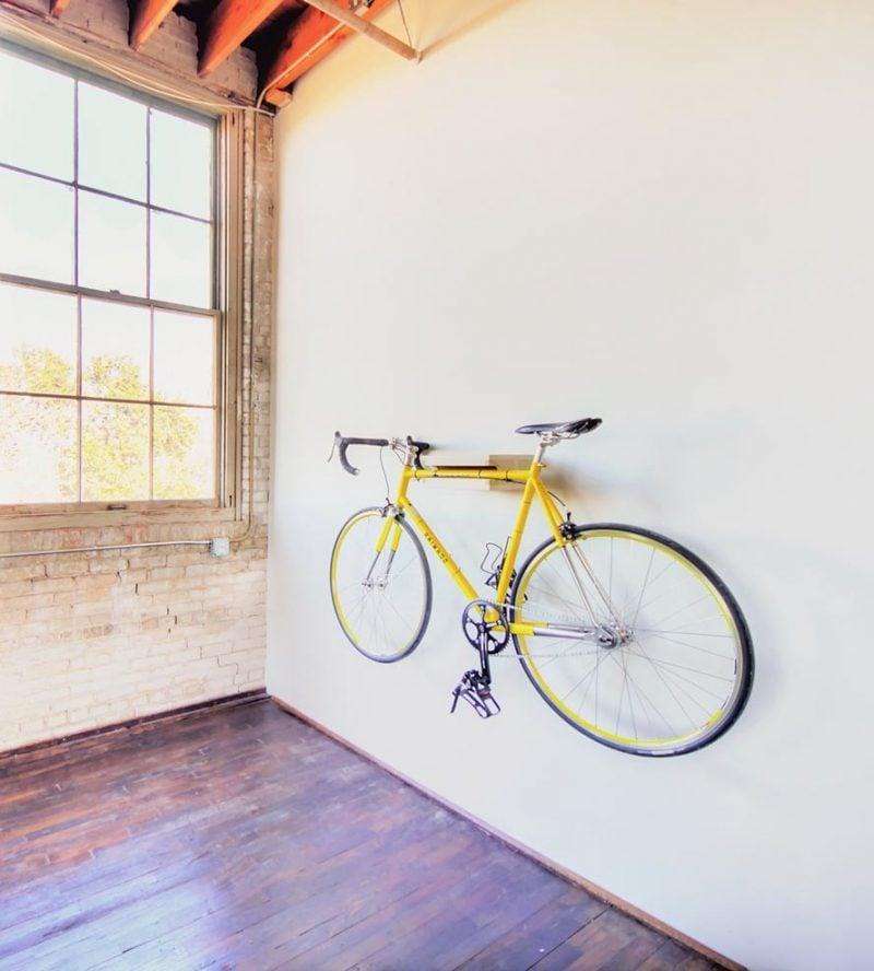 Fahrradhalterung für Wand Minimalist
