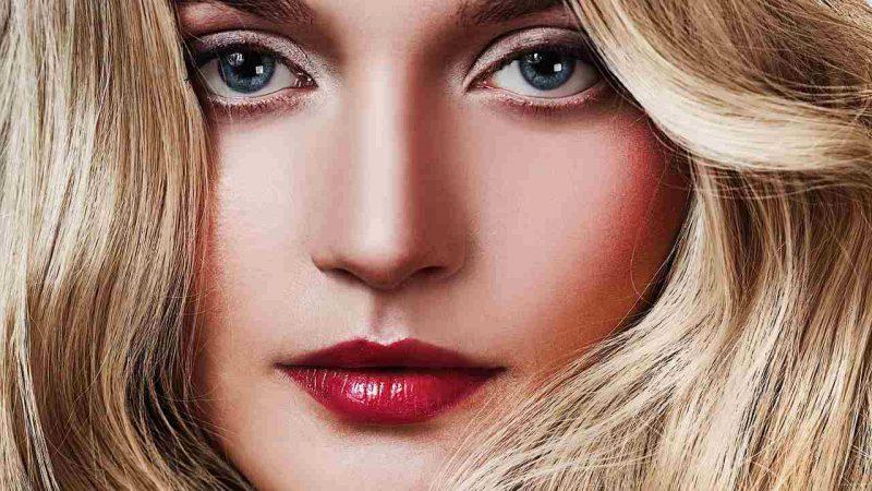 Farbpaletten für Blondinen