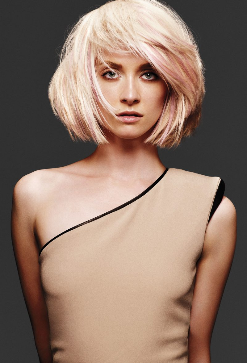 Farbpaletten Blond Rosa