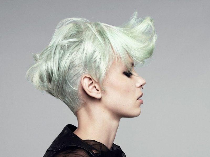 Farbpaletten Haartönung