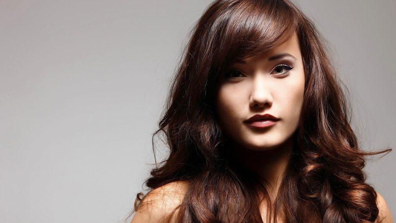 Farbpaletten Ideen für Haarfarbe