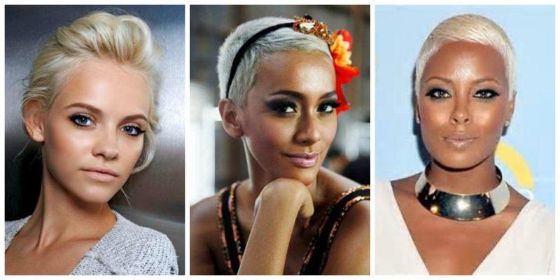 Farbpaletten Platinum Blond