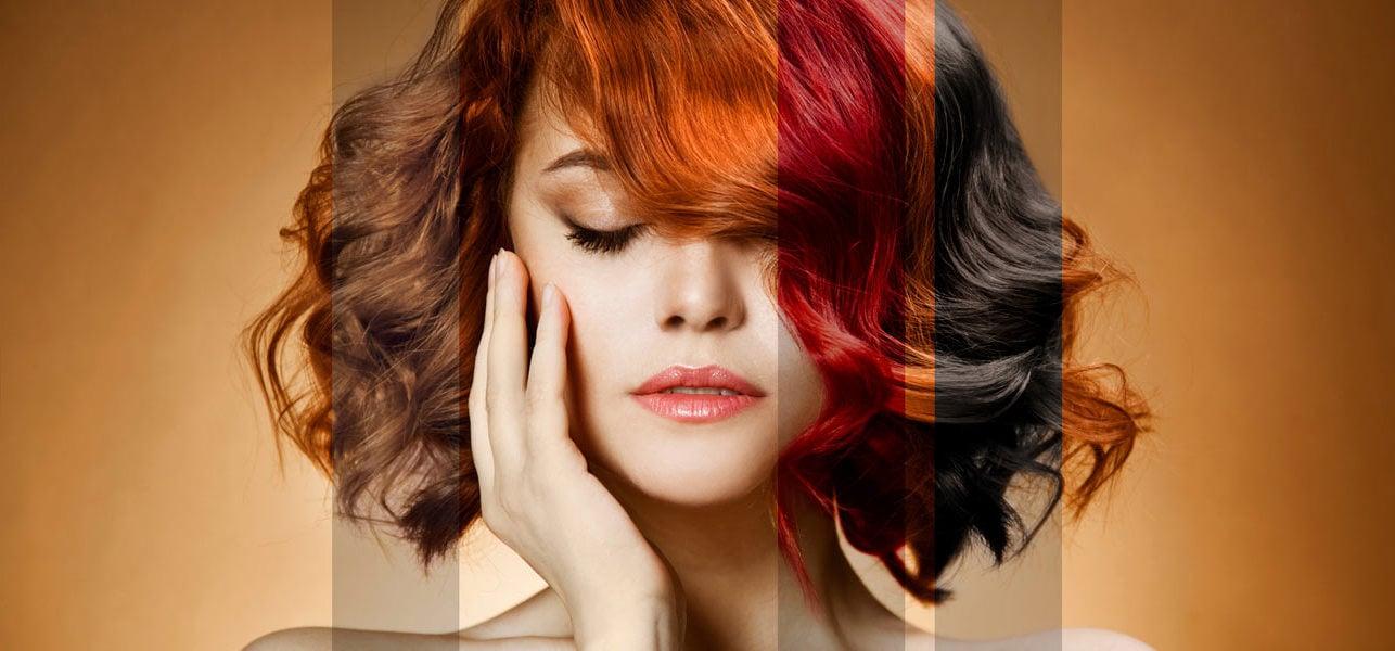 Erstaunliche Farbpaletten Für Haare Welche Farbe Passt Zu Mir Deko Feiern Zenideen