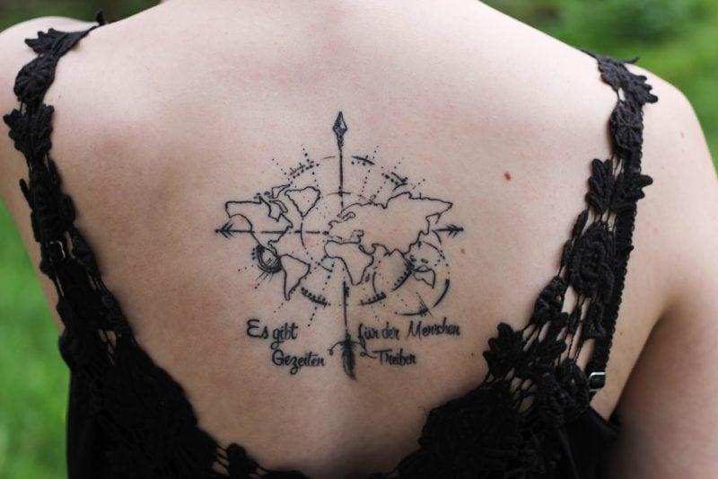 filigrane tattoos komisch