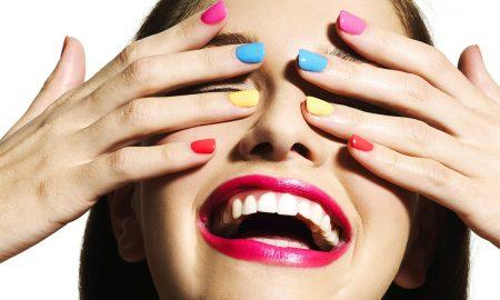 Ideen für Fingernagel Design