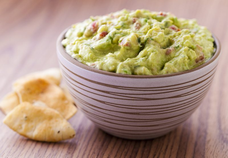 fingerfood kalt guacamole