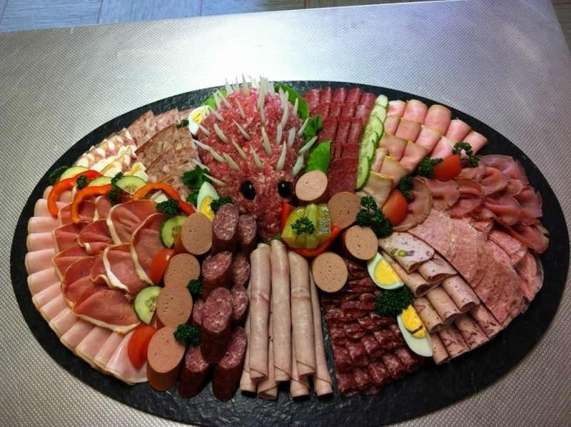 fingerfood kalt fleisch