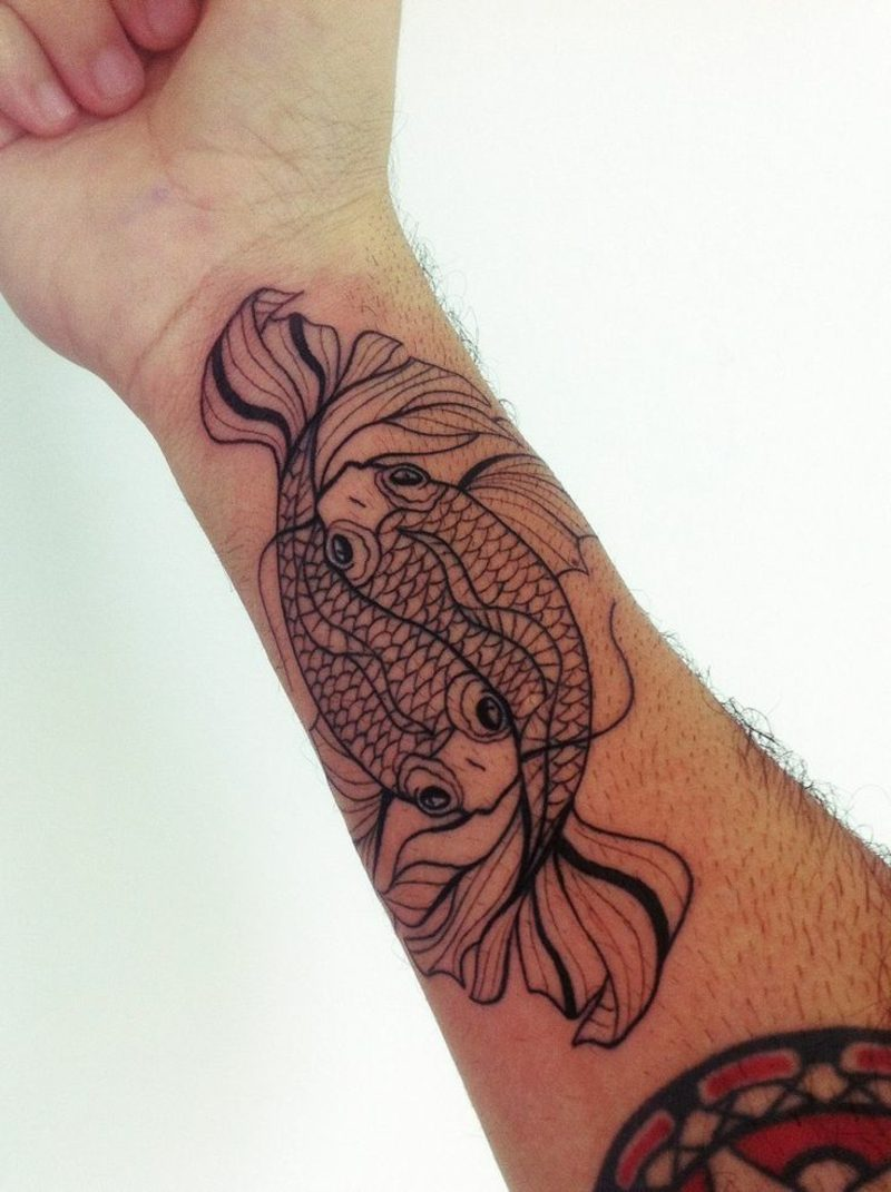 fisch tattoo