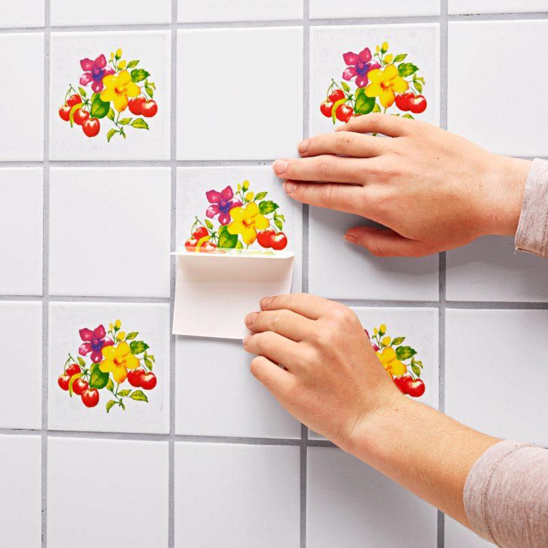 fliesenaufkleber f r bad 21 kreative ideen zur erfrischung badezimmer deko feiern zenideen. Black Bedroom Furniture Sets. Home Design Ideas