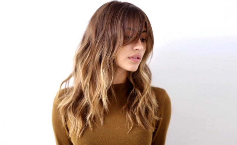 frauenfrisuren ombre