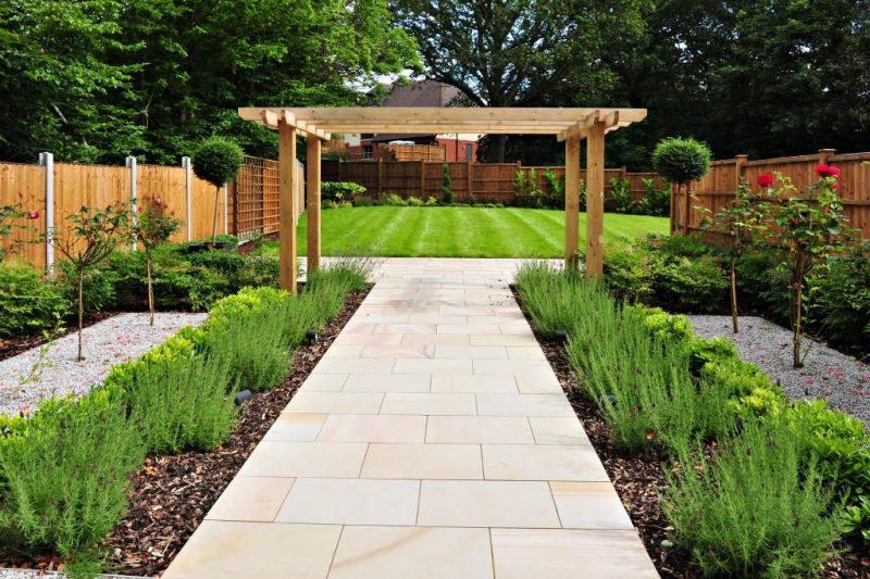 Entzuckend Faszinierende Gartengestaltung Beispiele