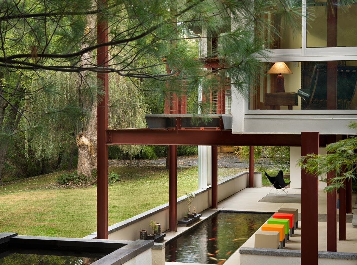 Interessante Gartengestaltung Beispiele