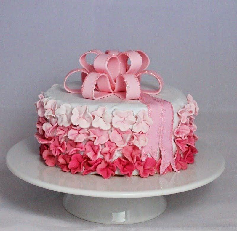 geburtstagstorten rosa