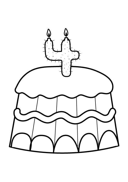 Geburtstagstorten Bilder 4 Jahre