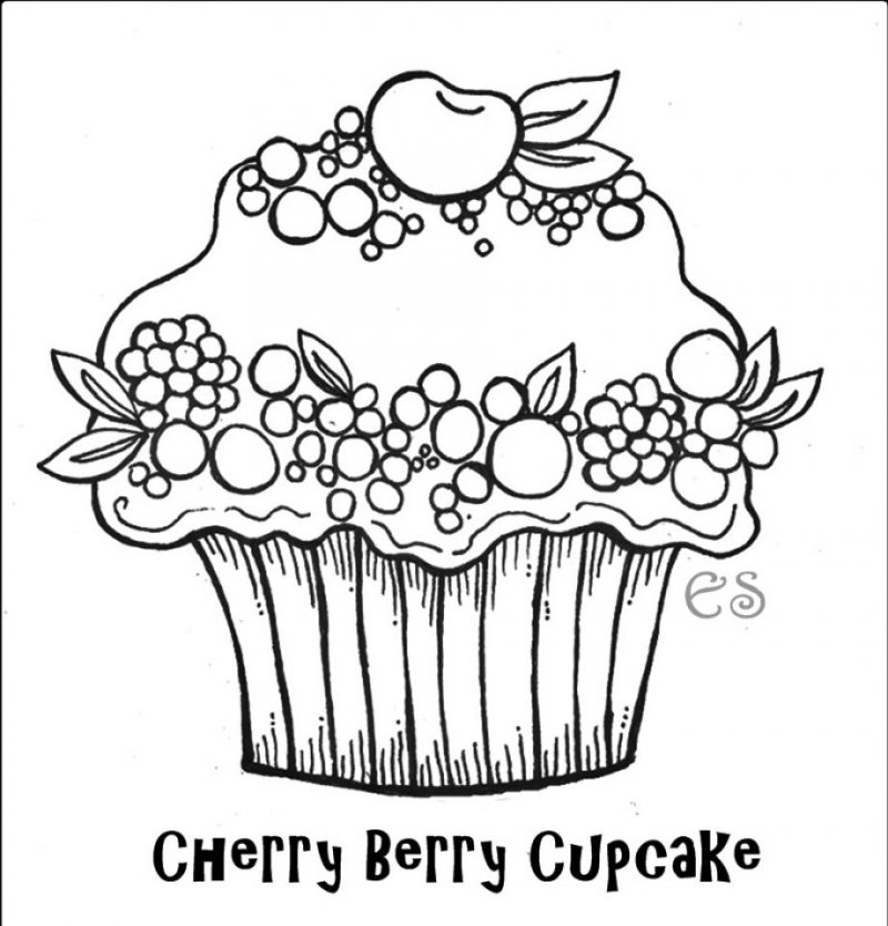 Geburtstagstorte Bilder Cupcake