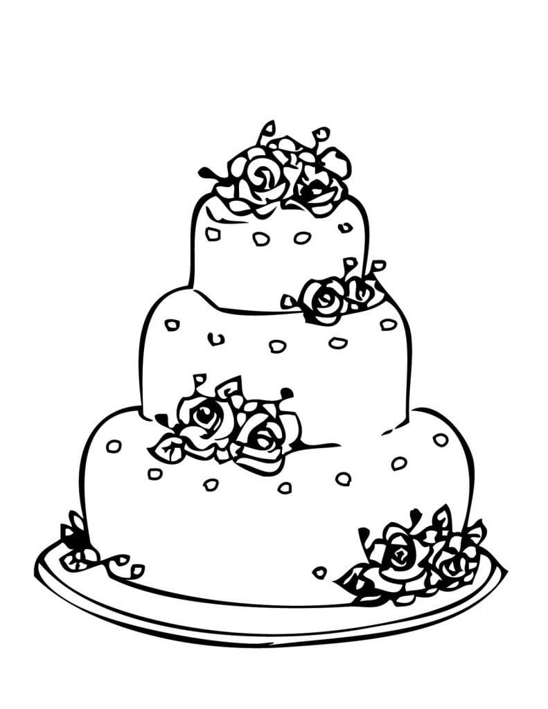 Geburtstagstorte Bilder für Hochzeit