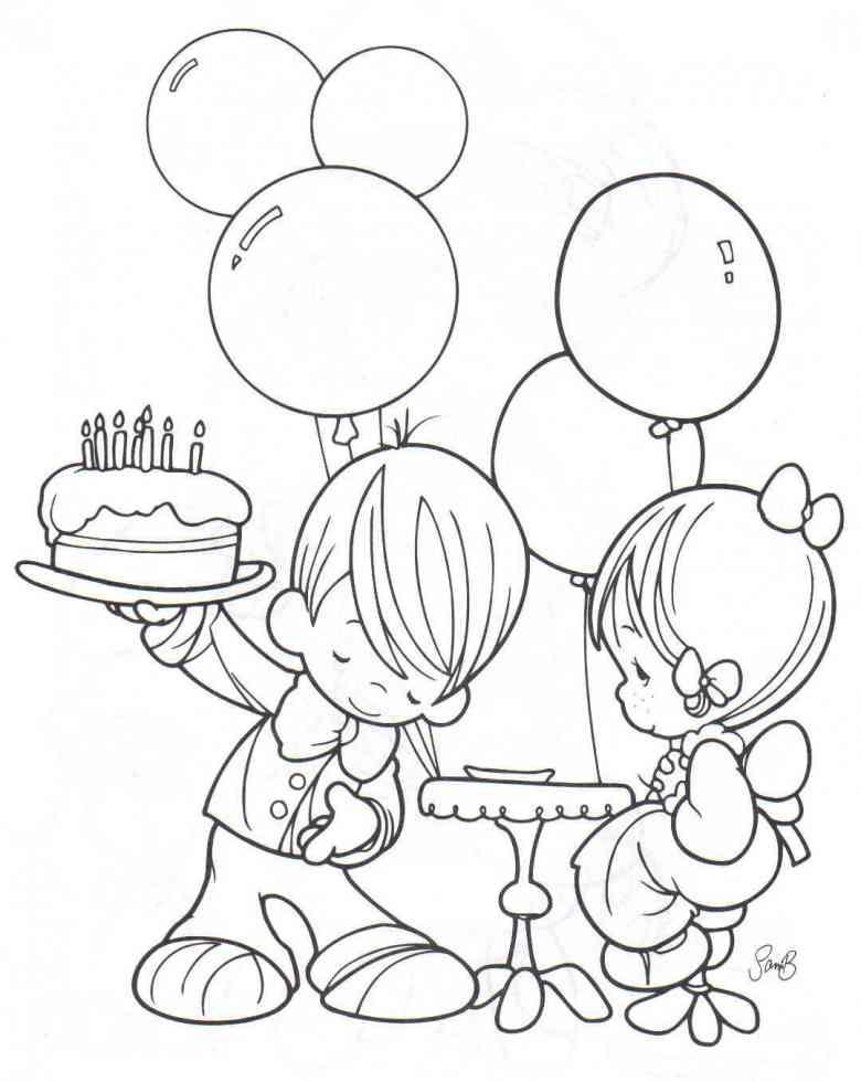 Geburtstagstorte Bilder Deko