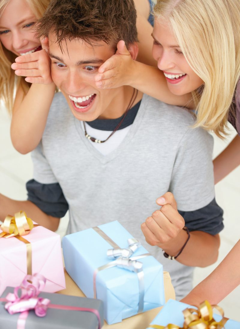 geschenke für teenager überraschend
