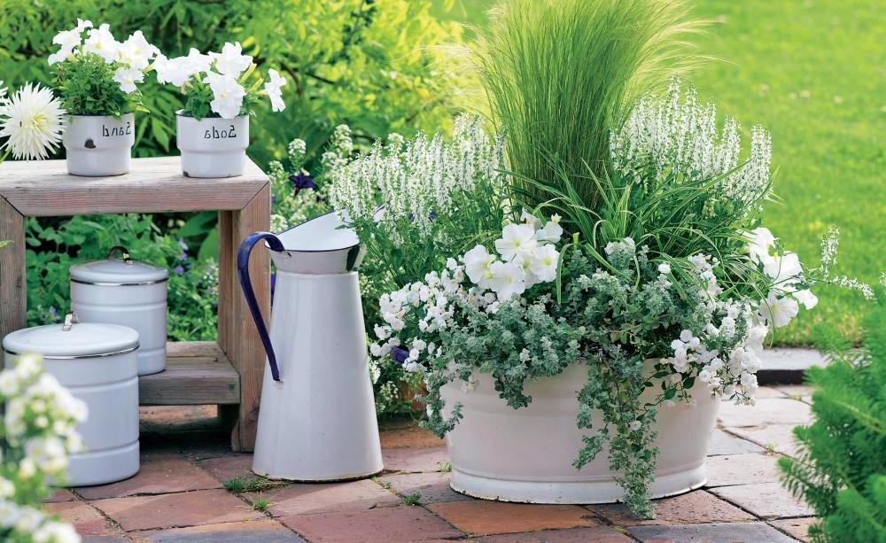 18 pflegeleichte gestaltungsideen mit gr ser pflanzen for Deko mit pflanzen
