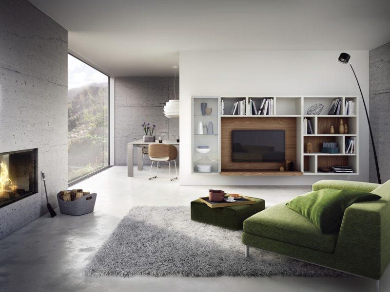 hülsta wohnwand elegant