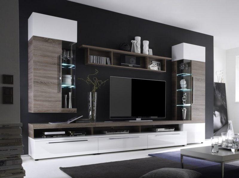 hülsta wohnwand modern