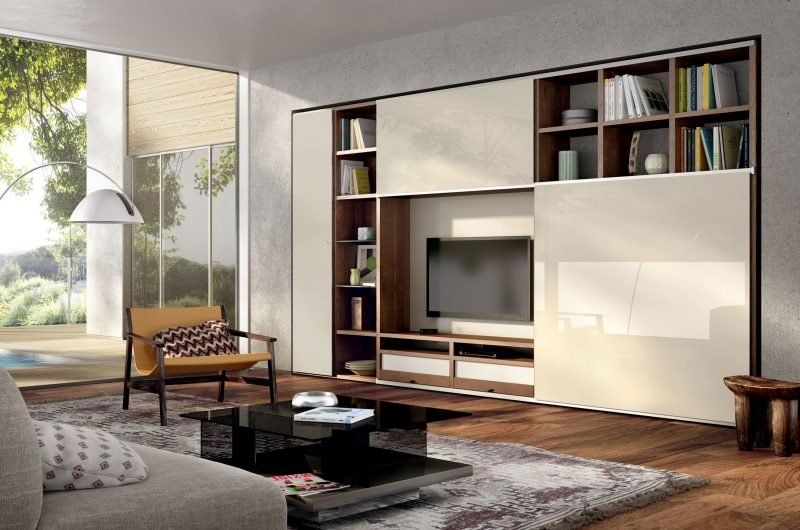 20 stilvolle ideen h lsta wohnwand zu gestalten innendesign m bel zenideen. Black Bedroom Furniture Sets. Home Design Ideas
