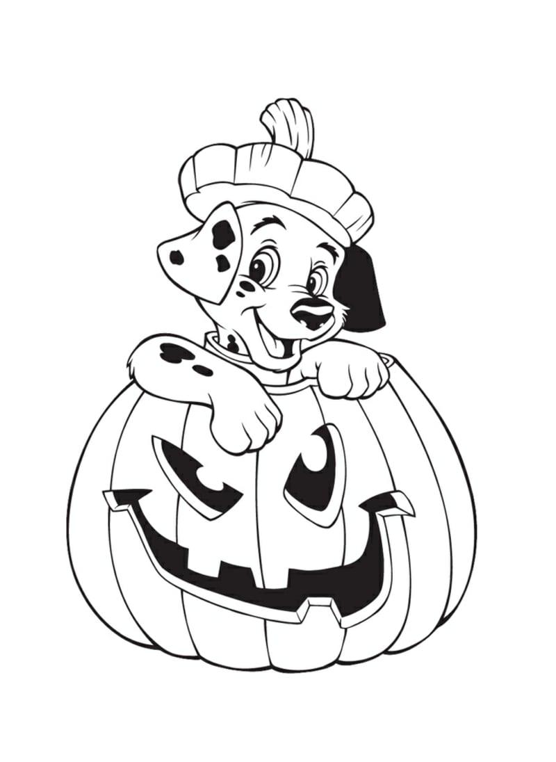 Gem Tlich Ausmalbilder F R Halloween Zeitgen Ssisch Malvorlagen