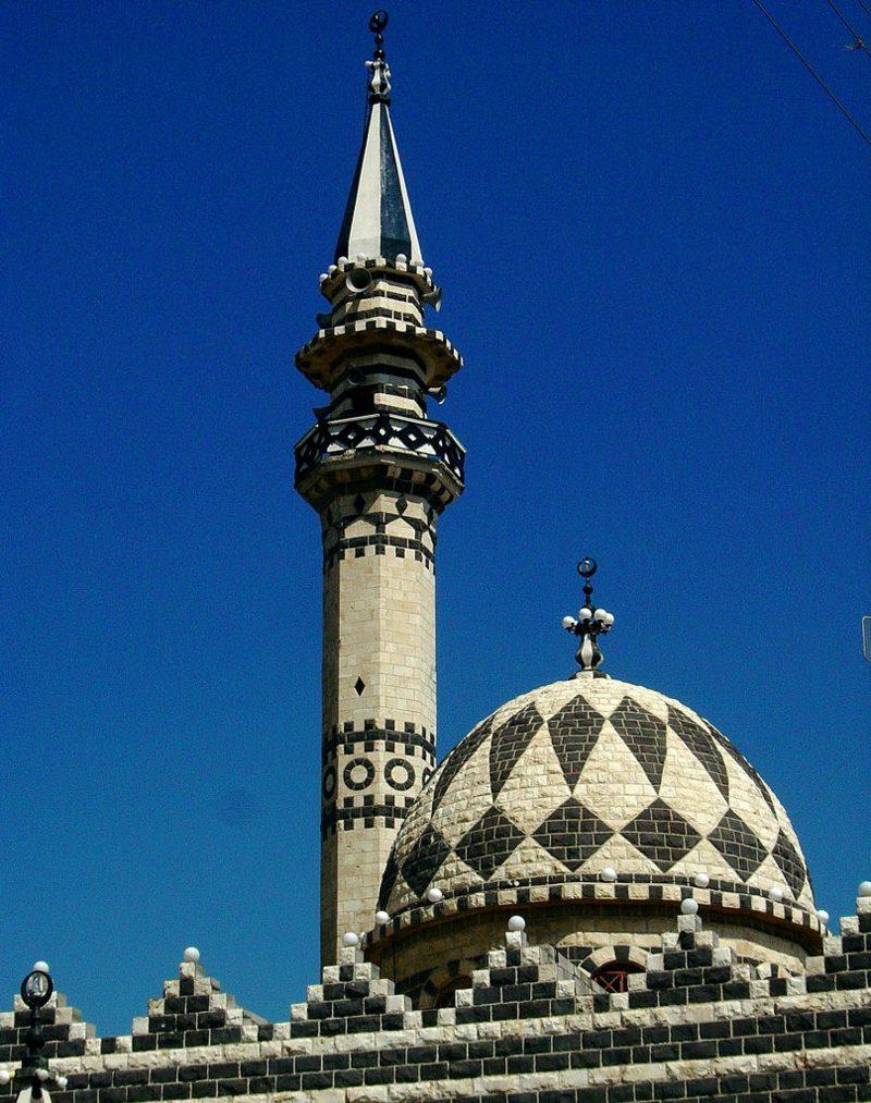 hauptstadt von Jordanien Abu Darwish Mosque