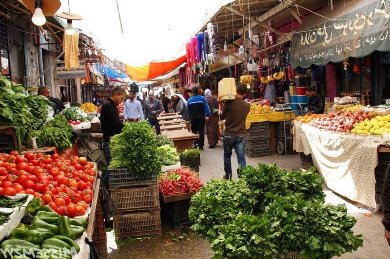hauptstadt-von-jordanien Al Balad
