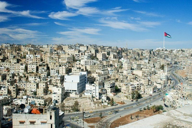 hauptstadt-von-jordanien Amman capital of Jordan