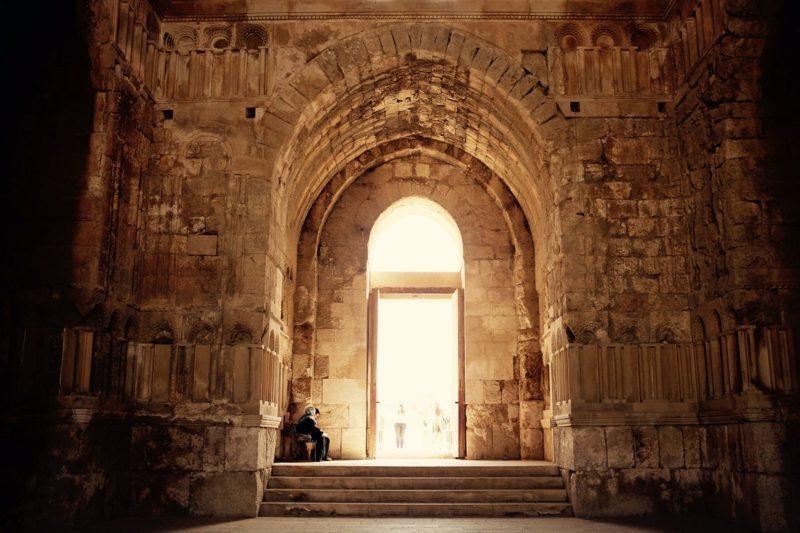 hauptstadt-von-jordanien Der Qasr