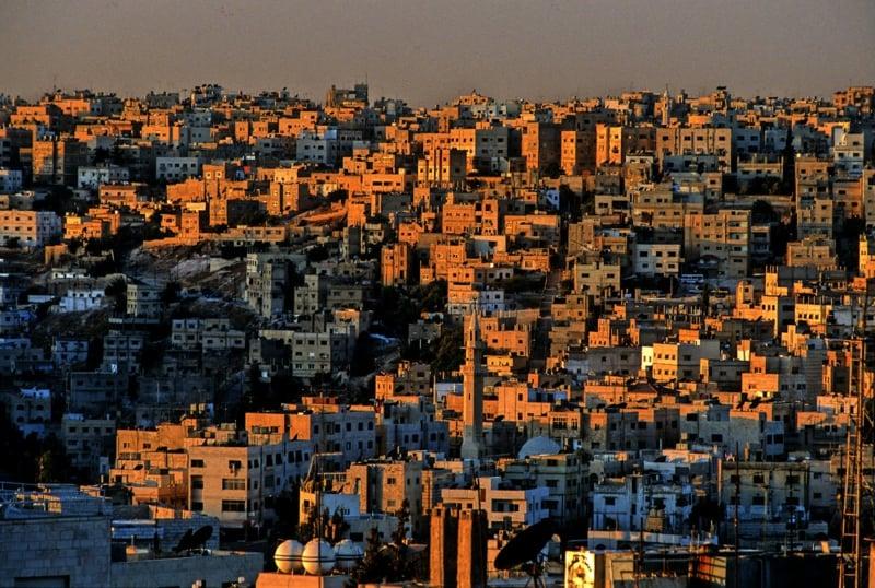 Die Hauptstadt von Jordanien - eine lebendige Metropole ...