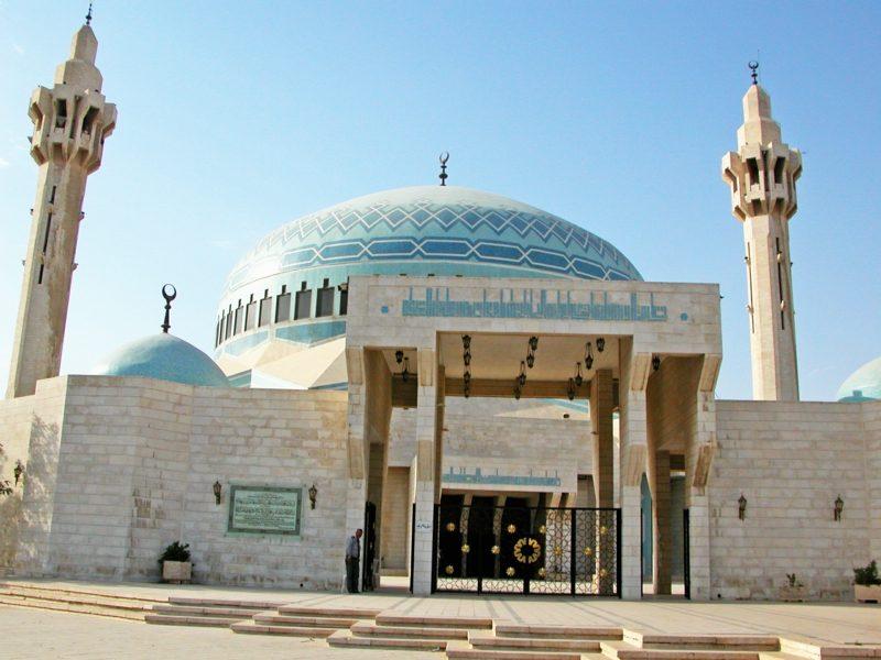 hauptstadt-von-jordanienking abdullah mosque amman2