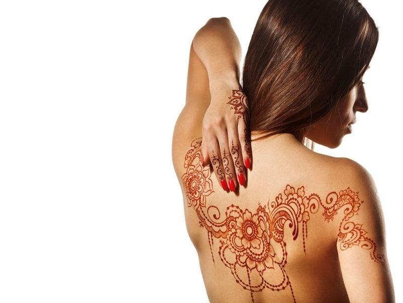 henna tattoo vorlagen erhellt
