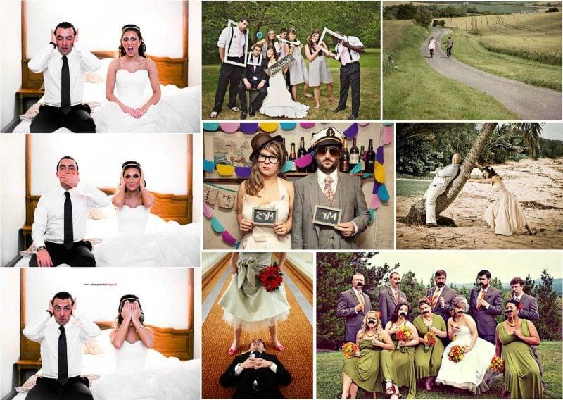 Hochzeitsbilder Lustige Idee
