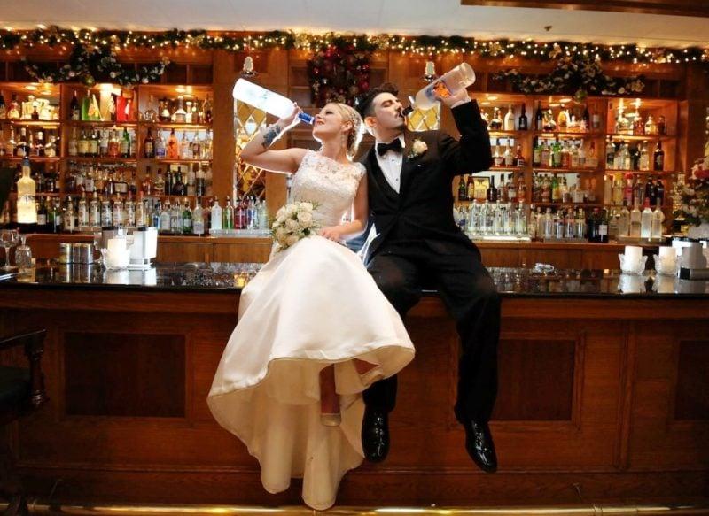 Hochzeitsbilder Bar