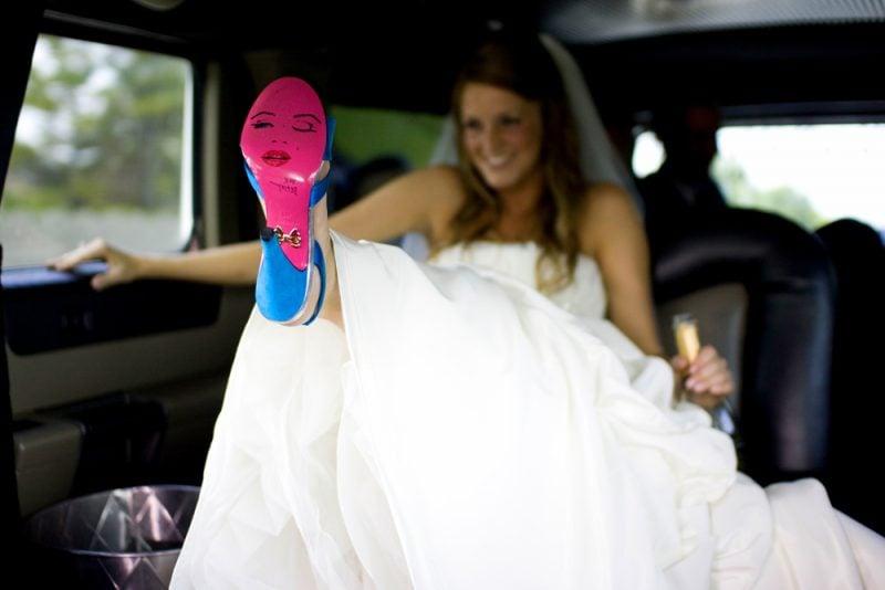 Hochzeitsbilder für Braut