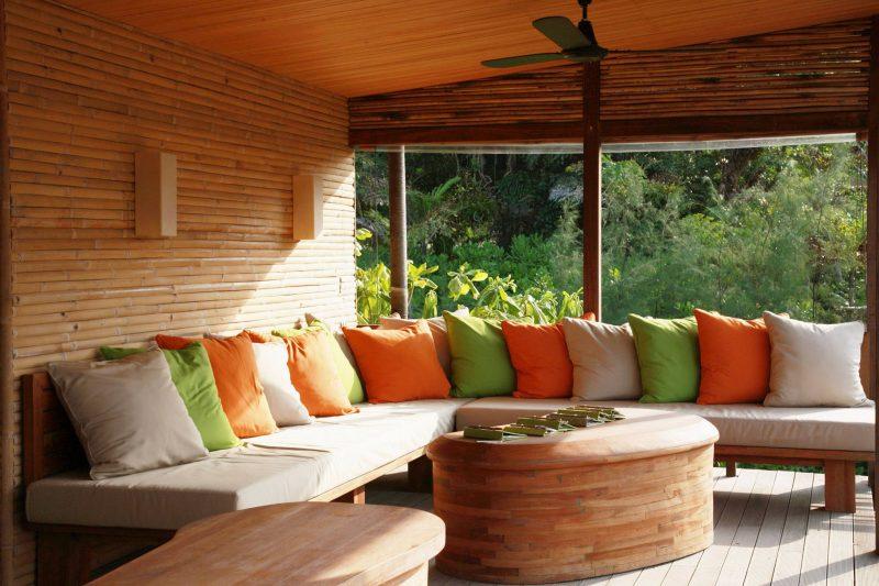 Holz Wandverkleidung aus Echtholz