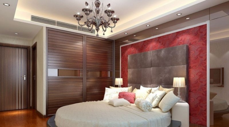 Holz Wandverkleidung Schlafzimmer