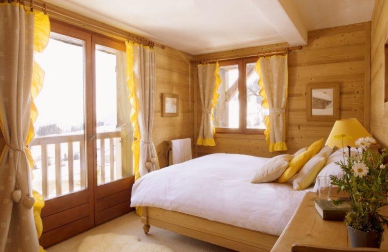 Holz Wandverkleidung Schlafzimmer Innendesign