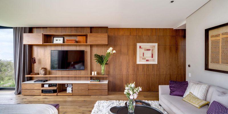 Holz Wandverkleidung Wohnzimmer